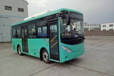 中宜牌JYK6800GBEV2型纯电动城市客车图片