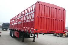 杨嘉牌LHL9406CCYA型仓栅式运输半挂车