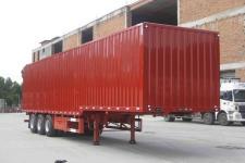 新华旭牌XHX9402XXY型厢式运输半挂车图片