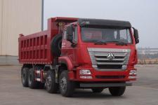 豪瀚牌ZZ3315V4066E1L型自卸汽车图片