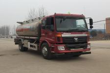 国五欧曼铝合金运油车