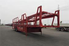重特牌QYZ9200TCC型乘用车辆运输半挂车