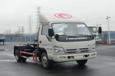 琴台牌QT5073ZXXE5型车厢可卸式垃圾车图片
