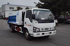 云马牌YM5070ZYS5型压缩式垃圾车