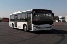 中国中车牌TEG6851EHEV04型插电式混合动力城市客车