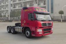大运牌CGC4250D5DCCD型牵引汽车图片