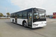 亚星牌JS6101GHBEV22型纯电动城市客车图片