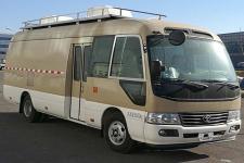 诚志牌BCF5052XJE型监测车