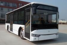 建康牌NJC6850GBEV型纯电动城市客车图片