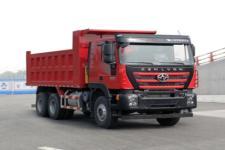 红岩牌CQ3256HMDG364L型自卸汽车图片
