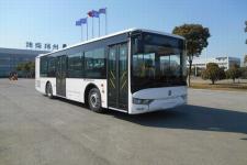 亚星牌JS6108GHEVC17型插电式混合动力城市客车图片
