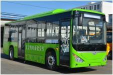 长安牌SC6101ABBEV型纯电动城市客车