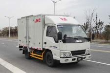 江铃牌JX5044XXYXAB型厢式运输车图片