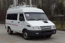 圣路牌SLT5042XKCK2W型勘察车