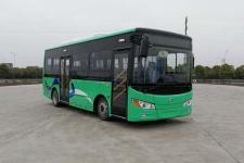 晶马牌JMV6800GRBEV型纯电动城市客车