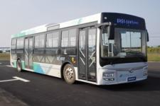 蜀都牌CDK6116CBEV型纯电动城市客车图片