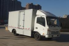 欧铃牌ZB5044XXYBEVKDD6型纯电动厢式运输车图片