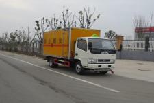 江特牌JDF5070XRYE5型易燃液体厢式运输车