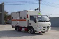 江特牌JDF5030XDGNJ5型毒性和感染性物品厢式运输车