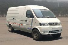 中悦牌ZYP5030XXY5型厢式运输车图片