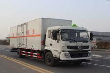大力牌DLQ5180XZWEQ型杂项危险物品厢式运输车