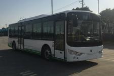 云海牌KK6800GEV01型纯电动城市客车图片