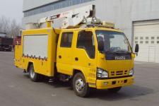安旭牌AX5062JGKBJ5型高空作业车图片