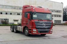 欧曼 6系超级卡车EST 6*4 430G马力 F12A铝 后桥469 12真空胎  最长10个月免息 首付12万就可以把车提走