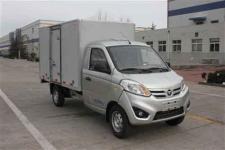 福田伽途国五微型厢式运输车87马力5吨以下(BJ5036XXY-D3)