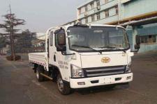 一汽解放轻卡国四单桥平头柴油货车95马力5吨以下(CA1047P40K50L1E4A85)