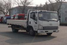 一汽解放轻卡国四单桥平头柴油货车124马力5吨以下(CA1081P40K2L2E4A84)