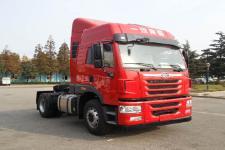解放单桥平头柴油牵引车224马力(CA4163P1K2E5A80)