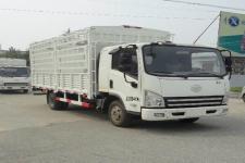 一汽解放轻卡国四单桥仓栅式运输车124马力5吨以下(CA5051CCYP40K2L2E4A85-1)