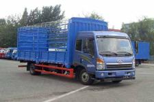 青岛解放国四单桥仓栅式运输车165马力5吨以下(CA5080CCYPK2E4A80-1)