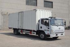 一汽解放轻卡国四单桥厢式运输车154马力5吨以下(CA5086XXYP40K2L3E4A84-3)