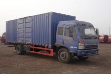 青岛解放国四单桥厢式运输车174马力5-10吨(CA5160XXYPK2L5NA80-3)