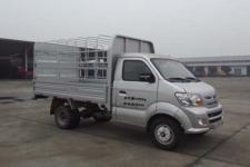 重汽王国四单桥仓栅式运输车61马力5吨以下(CDW5030CCYN1M4)