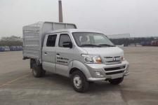 重汽王国四单桥仓栅式运输车61马力5吨以下(CDW5030CCYS2M4)