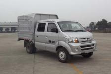 重汽王国四单桥仓栅式运输车61马力5吨以下(CDW5030CCYS5M4)