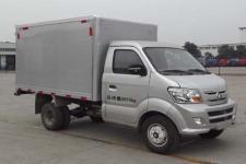 重汽王国四单桥厢式运输车61马力5吨以下(CDW5030XXYN2M4)