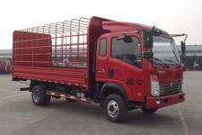 重汽王国五单桥仓栅式运输车131马力5吨以下(CDW5040CCYHA1R5)