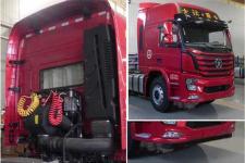 大运牌CGC4250WD44型牵引汽车图片