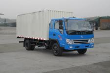 大运轻卡国四单桥厢式运输车116马力5吨以下(CGC5090XXYHBC39D)