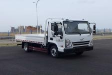 康恩迪国五单桥货车143马力4010吨(CHM1070GDC33V)