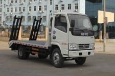 国五东风多利卡蓝牌平板运输车