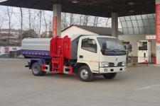 东风5-6立方挂桶垃圾车