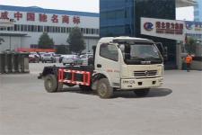 国五东风多利卡车厢可卸式垃圾车
