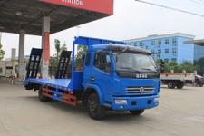 国五东风多利卡平板运输车