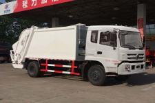 东风国五12立方压缩式垃圾车