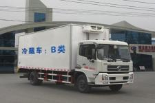 东风天锦国五冷藏车5.5米厢体